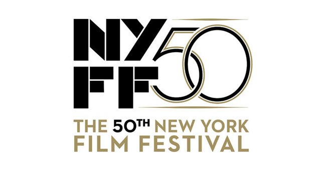 New York Film Festival 50th Logo - H 2012