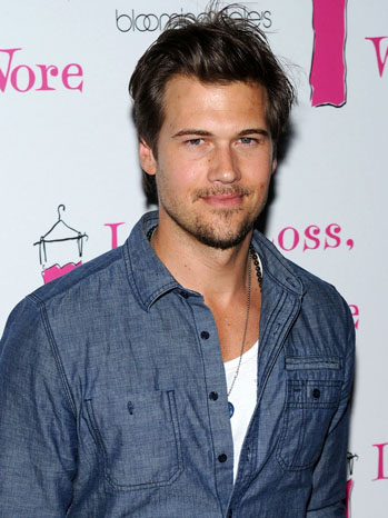 Nick Zano Headshot - P 2012