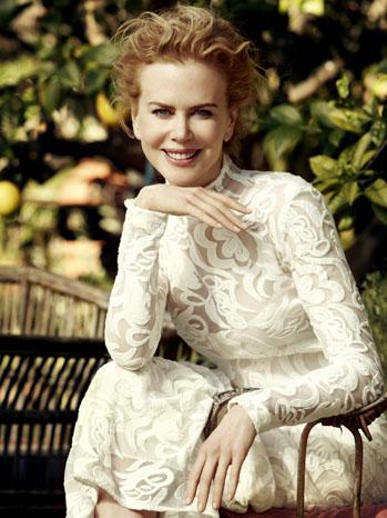 Nicole Kidman Swisse Ambassador Headshot - P 2012