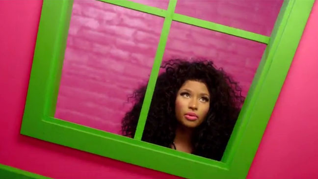 Nicki Minaj I Am Your Leader - H 2012