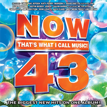 Now 43 cover art P