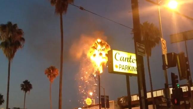 Odd Future fire Fairfax L