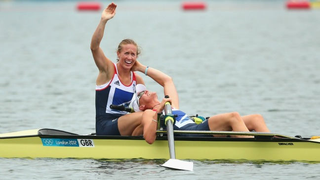 Olympic rowing - H 2012