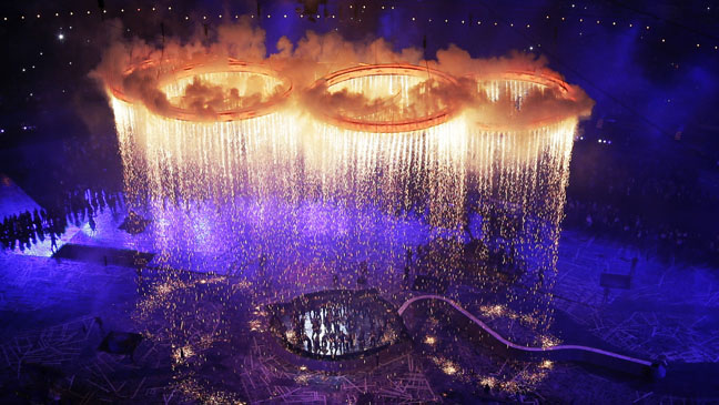 Olympics Dominate Euro Ratings