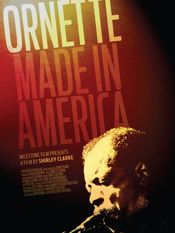Ornette Made in America Poster - P 2012