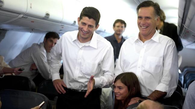 Paul Ryan Mitt Romney - 2012 H