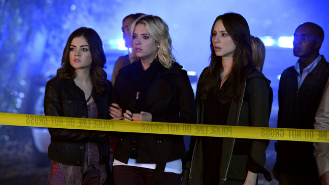 Pretty Little Liars Lady Killer Finale - H 2012