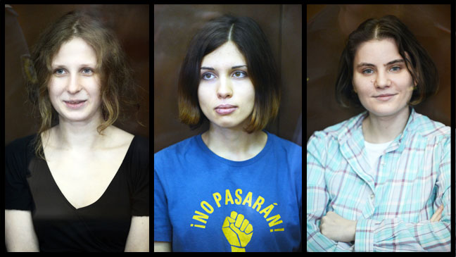 Pussy Riot - A Controversy in Russia and Around the Globe