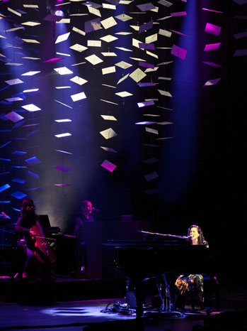 Regina Spektor Greek Theater - P 2012