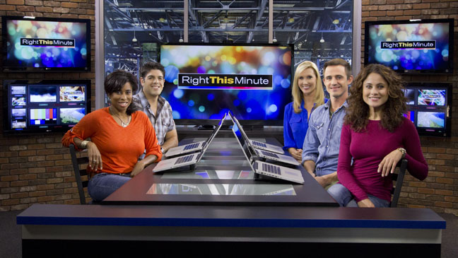 Right This Minute Hosts - H 2012