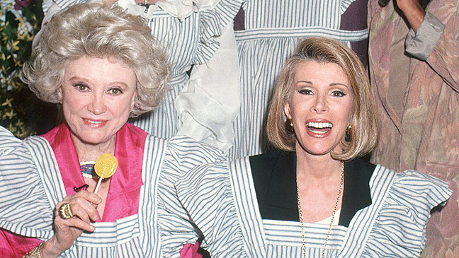 Phyllis Diller & Joan Rivers