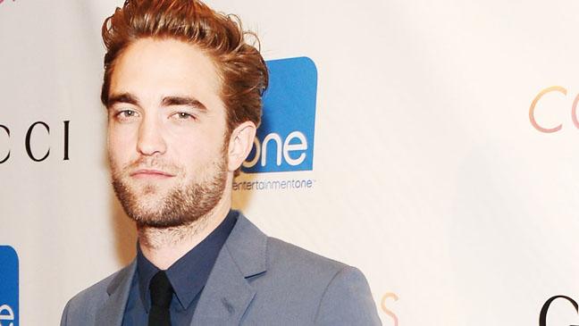 Cosmopolis Premiere Robert Pattinson - H 2012