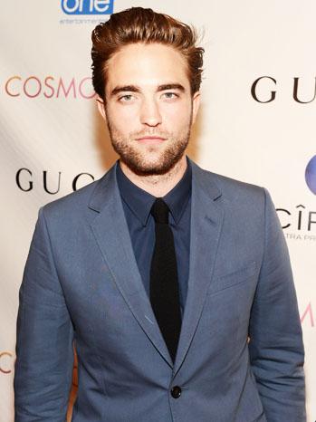 Cosmopolis Premiere Robert Pattinson - P 2012