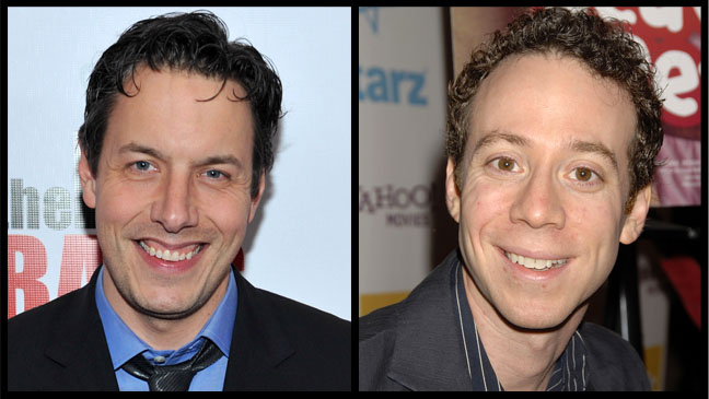 Ross Bowie Kevin Sussman - H 2012