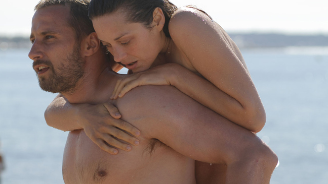 Rust & Bone - Matthew Schoenaerts Marion Cotillard - H 2012