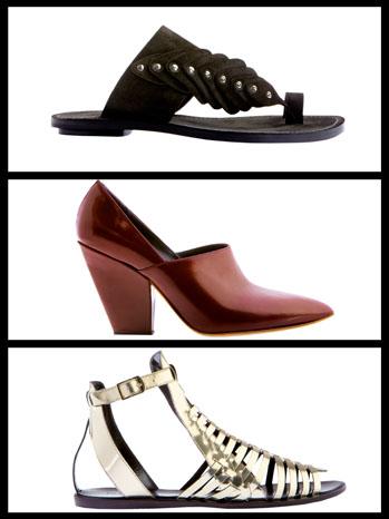 Shoes 3 Split - H 2012