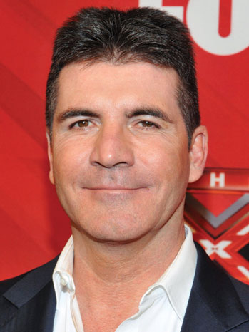 DOWN: Simon Cowell