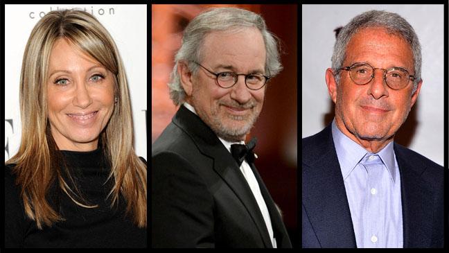 Stacey Snider Steven Spielberg Ron Meyer - H 2012