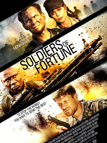 Soldiers of Fortune Poster Art - P 2012