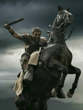 'Spartacus' (2010-2013)