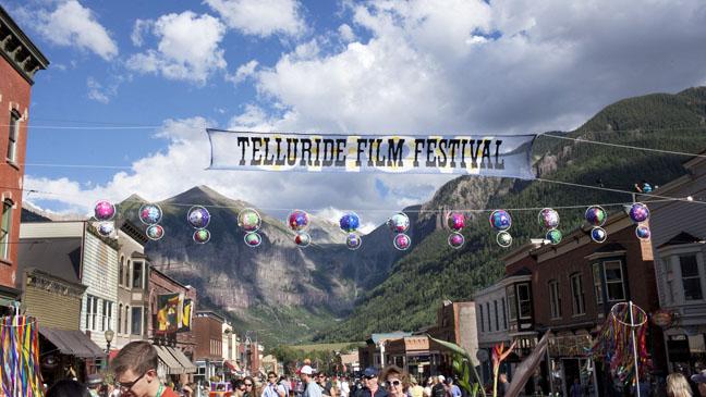 Telluride Film Festival Main Street 2012 - H 2012