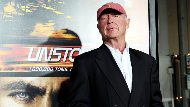 Tony Scott Unstoppable Premiere - H 2012