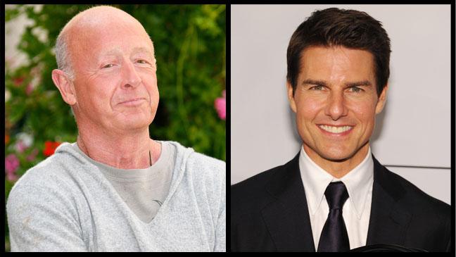 Tony Scott Tom Cruise - H 2012