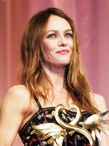 26th Cabourg Film Festival Vanessa Paradis - P 2012