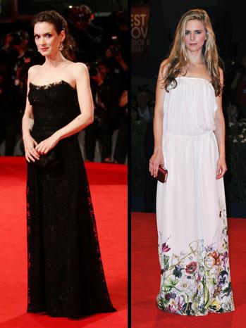 Winona Brit Dress Split