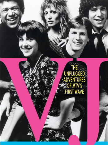 MTV VJ Book Cover - P 2012