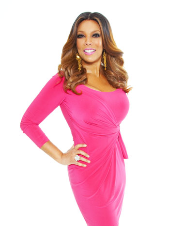 Wendy Williams Pink Dress - P 2012
