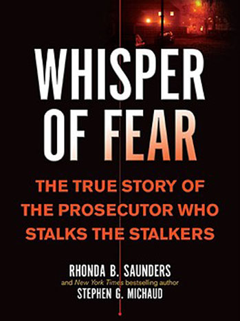 Whisperer of Fear Book Cover - P 2012