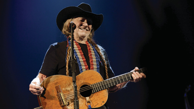 Willie Nelson live L