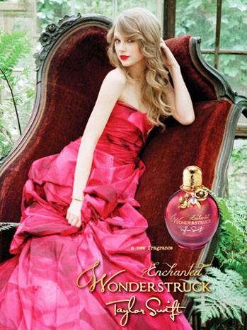 Taylor Swift Launches Her Second Fragrance Wonderstruck Enchanted Hollywood Reporter