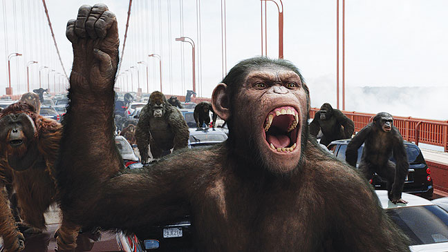 """Rise of the Planet of the Apes"""
