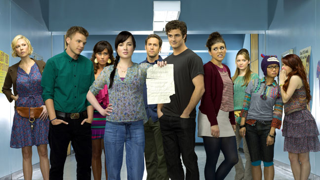 Awkward Season 2 Cast MTV - H 2012