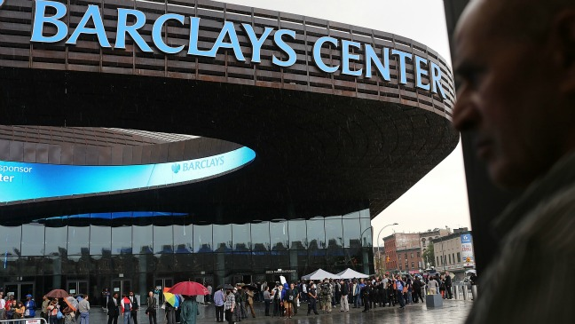 Barclays Center - H 2012