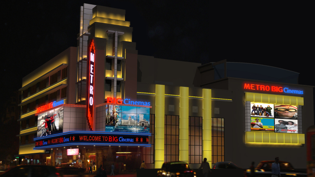 Reliance MediaWorks - Big Cinemas