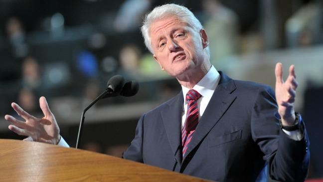 Bill Clinton DNC - H 2012