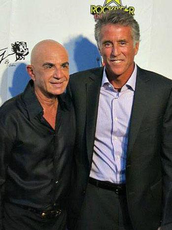 Bob Shapiro and Christopher Kennedy Lawford - Brent Shapiro Foundation