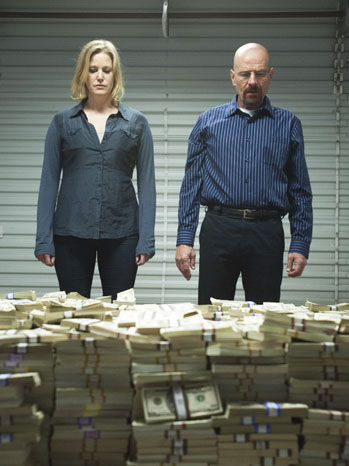 Breaking Bad Mad Stacks - P 2012