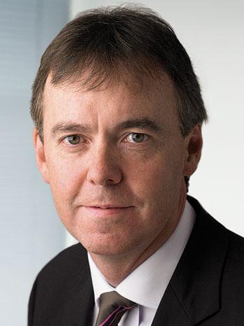 BSkyB CEO Jeremy Darroch Headshot - P 2012