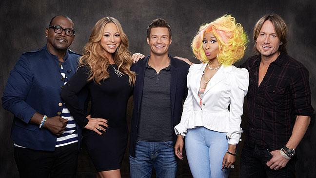 2012-33 REP American Idol Lineup H
