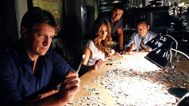Castle Season 5 Premiere Episodic - H 2012