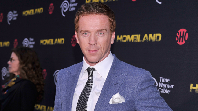 Damian Lewis Homeland S 2 Premiere H 2012