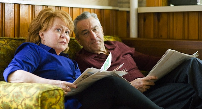 Jackie Weaver Robert De Niro Silver Linings Playbook H 2012