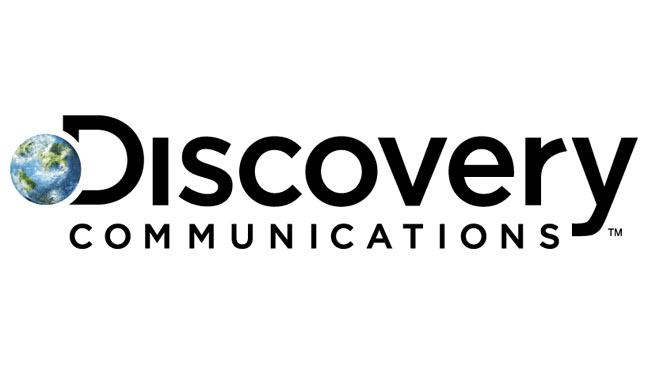 Discovery Communications Logo - H 2012