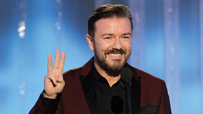 2012-32 REP DEALS Ricky Gervais Golden Globes H