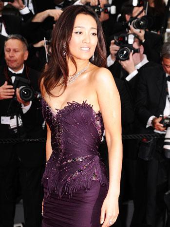Gong Li Cannes Film Festival - P 2012