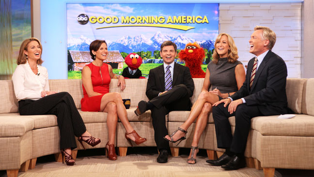 Good Morning America 9/19 - H 2012